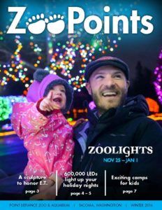 ZooPoints Winter 16 newsletter