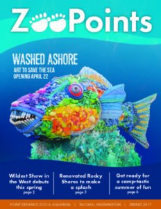 ZooPoints Spring 17 newsletter