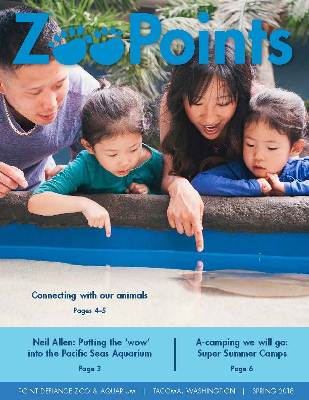ZooPoints Spring 18 newsletter