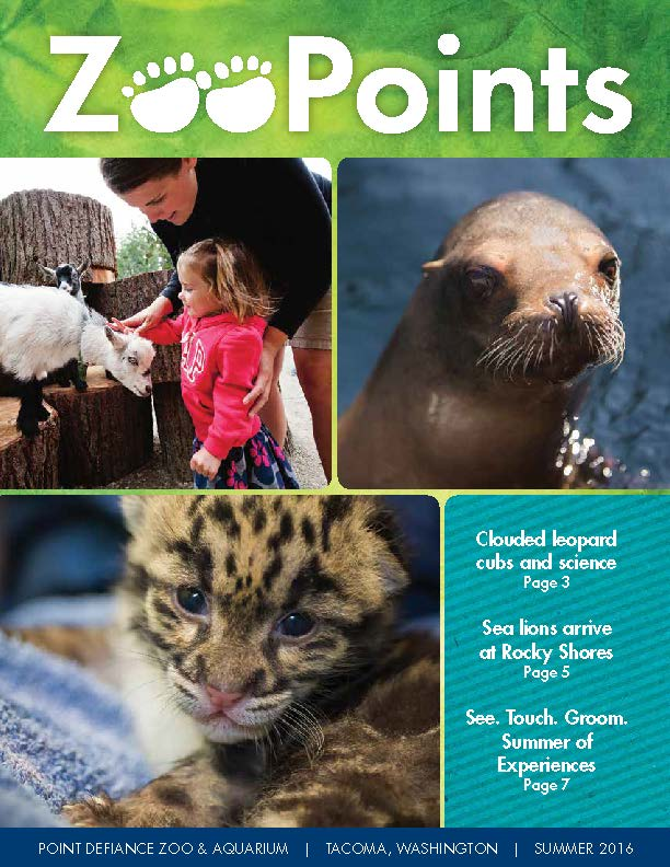 ZooPoints Summer 16 newsletter