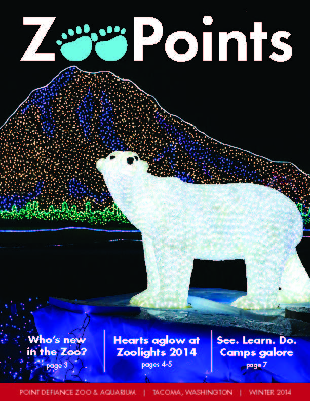 ZooPoints Winter 14 newsletter