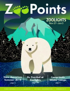 ZooPoints Winter 15 newsletter
