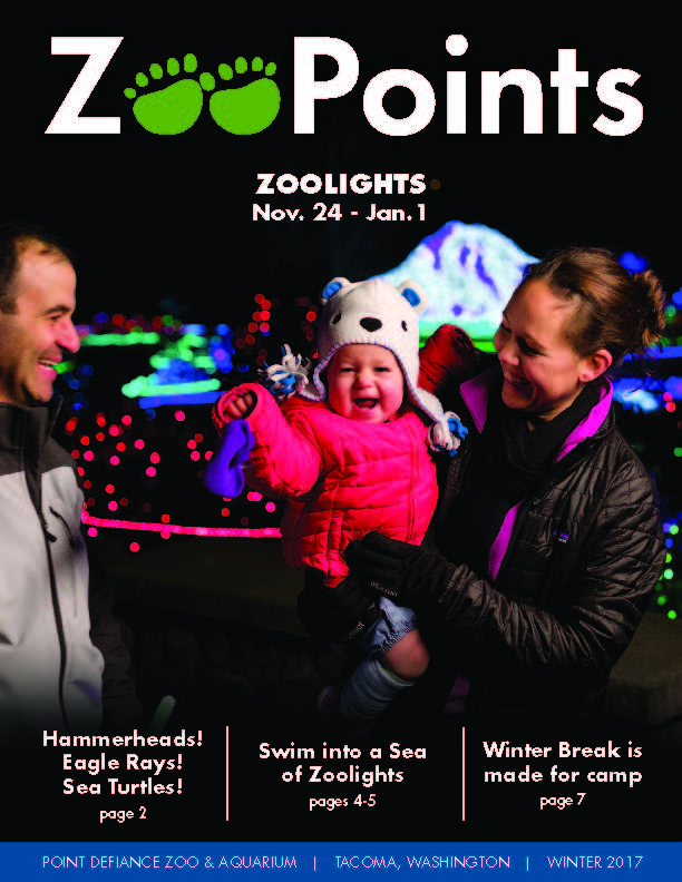 ZooPoints Winter 17 newsletter