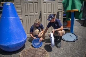 keepers Stephanie Sheriden get enrichments