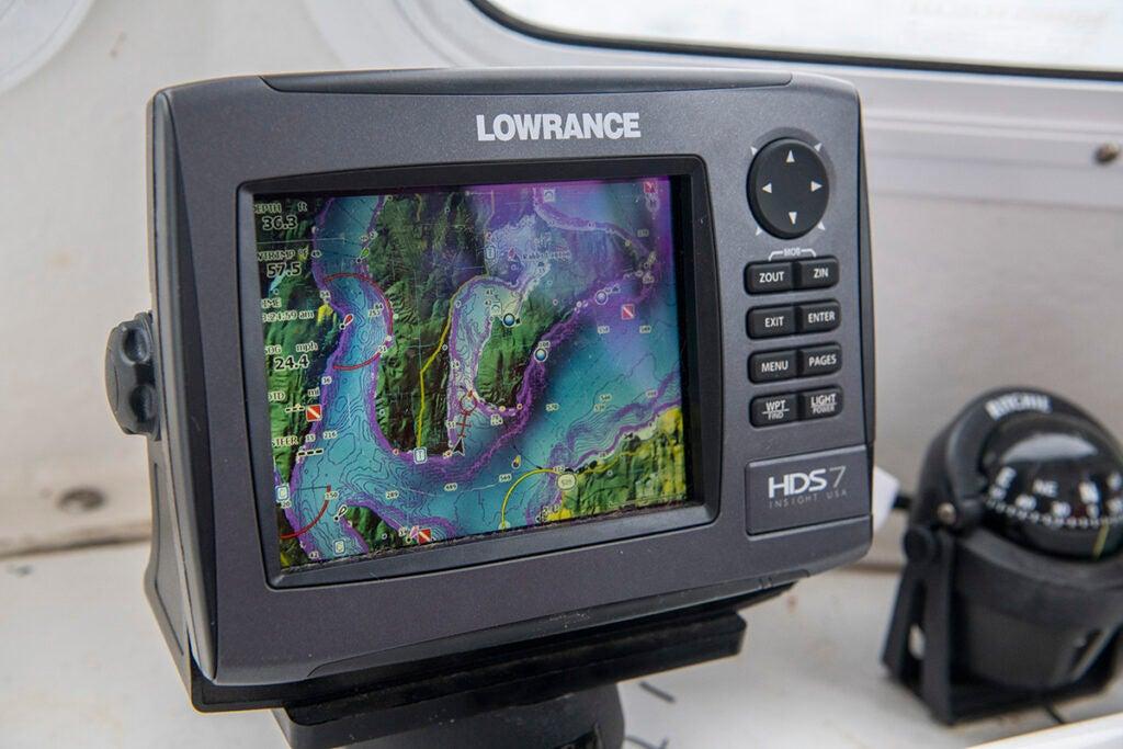 boat map